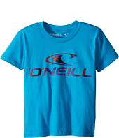 O'Neill Kids - Throttle Short Sleeve Screen Tee (Big Kids)