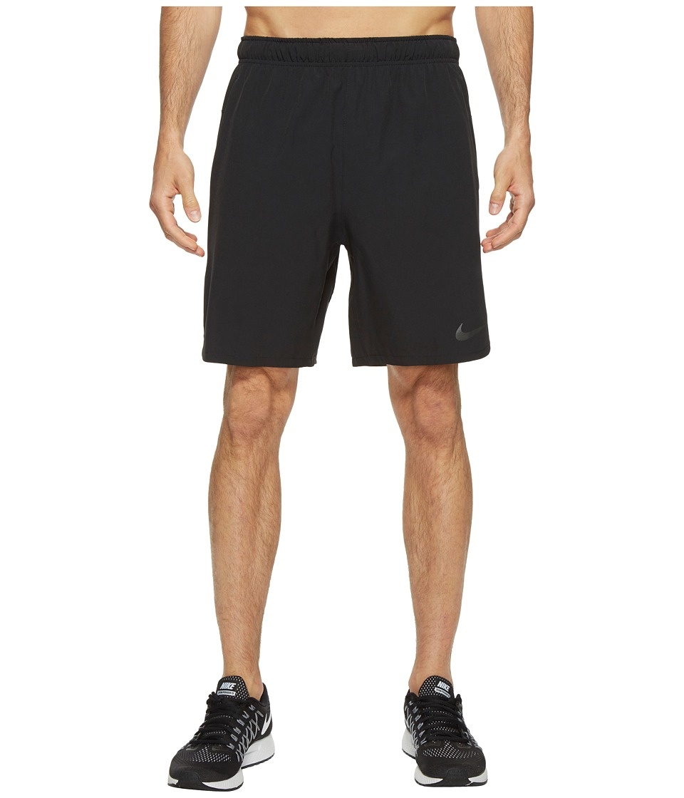 Nike Flex 8 Training Short (Black/Midnight Fog/Black) Men