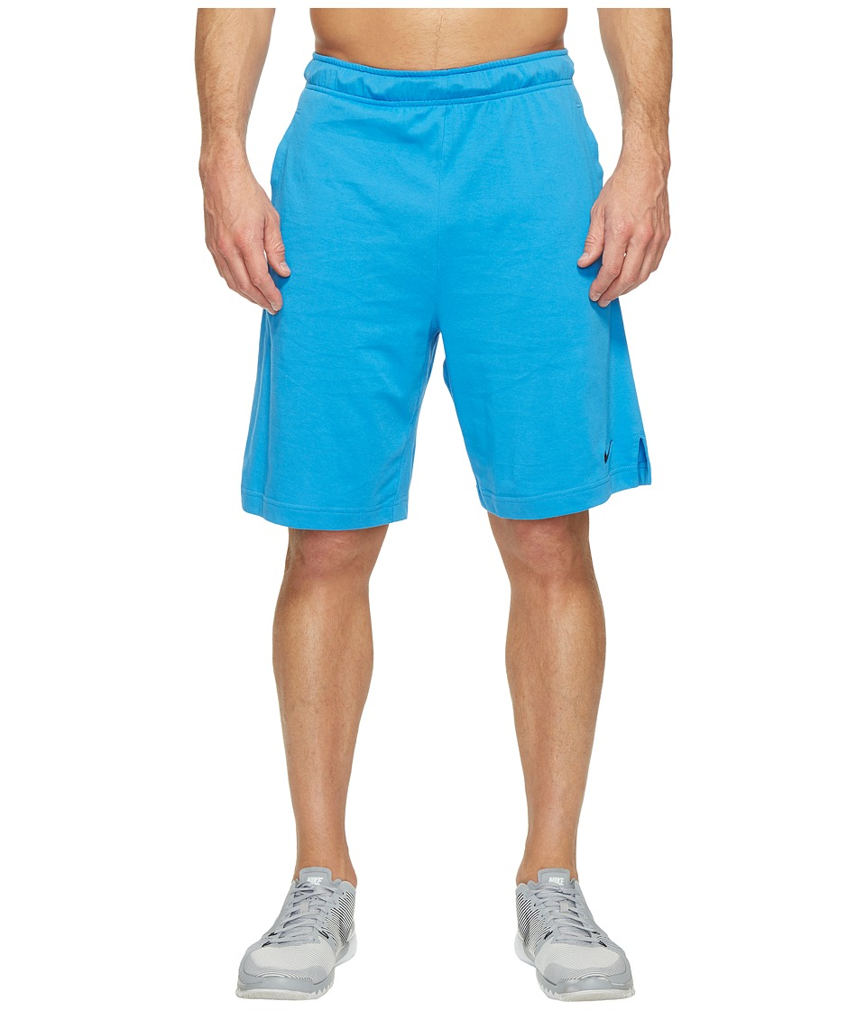 Nike Training Short (Light Photo Blue/Black/Black) Men