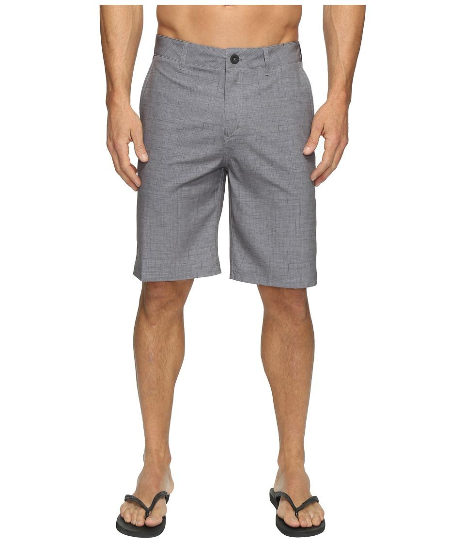 Quiksilver Platypus Amphibian 21 Hybrid Shorts (Quiet Shade) Men