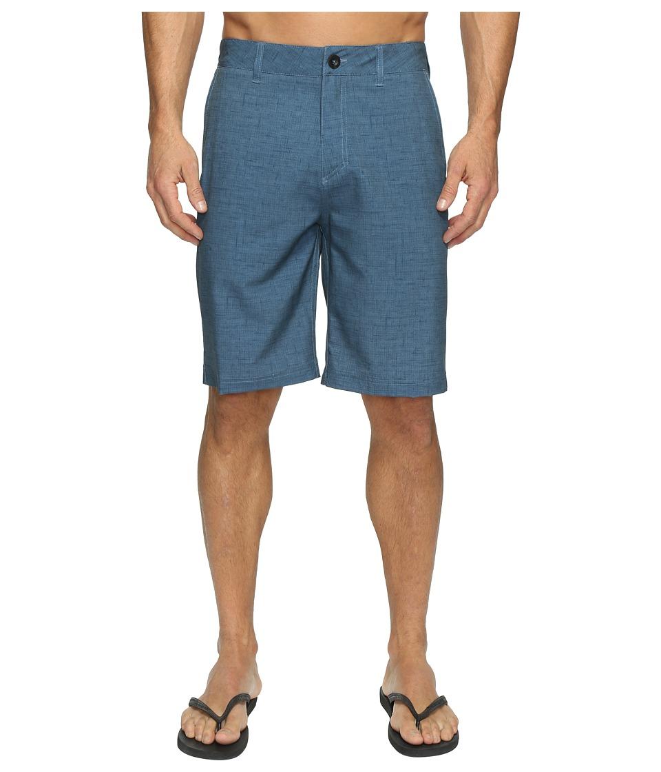 Quiksilver Platypus Amphibian 21 Hybrid Shorts (Indian Teal) Men