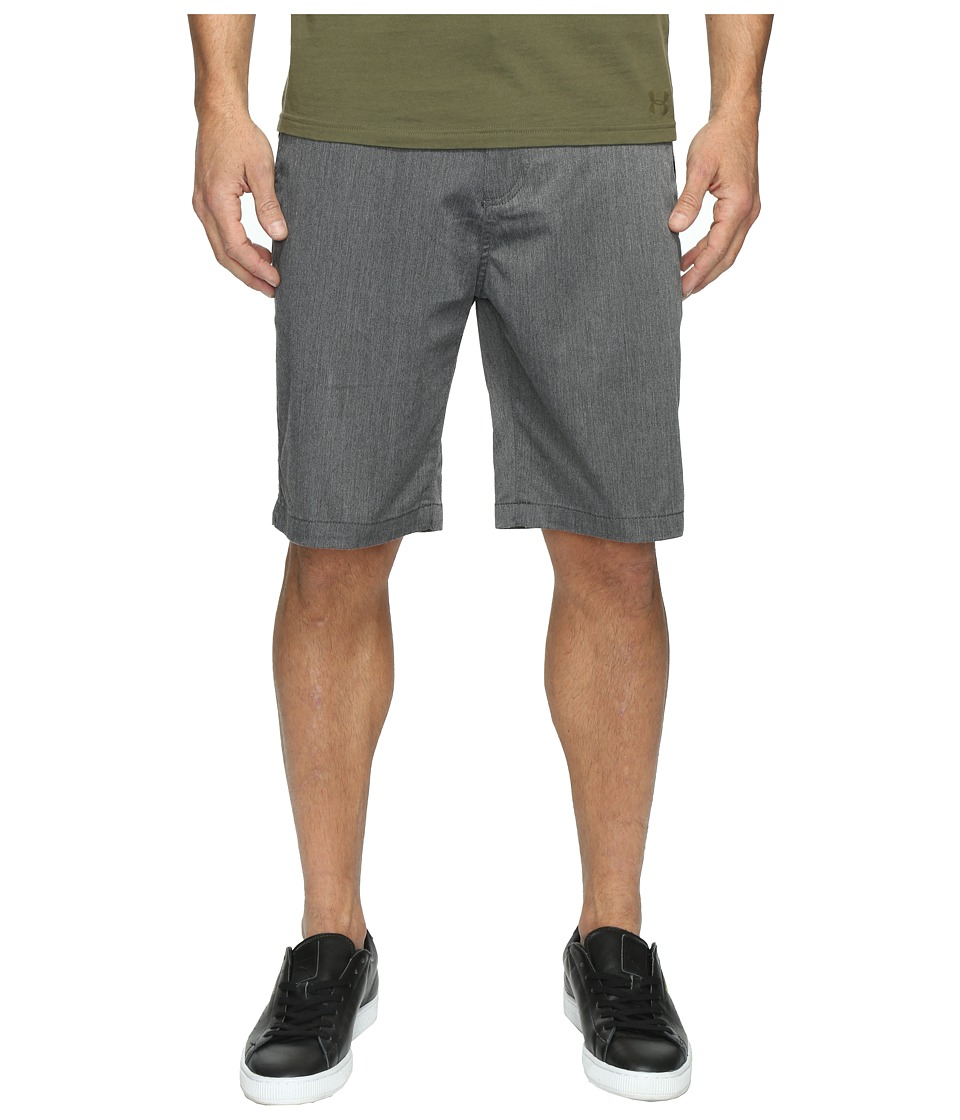 Quiksilver Everyday Union Stretch Chino Shorts (Dark Grey Heather) Men
