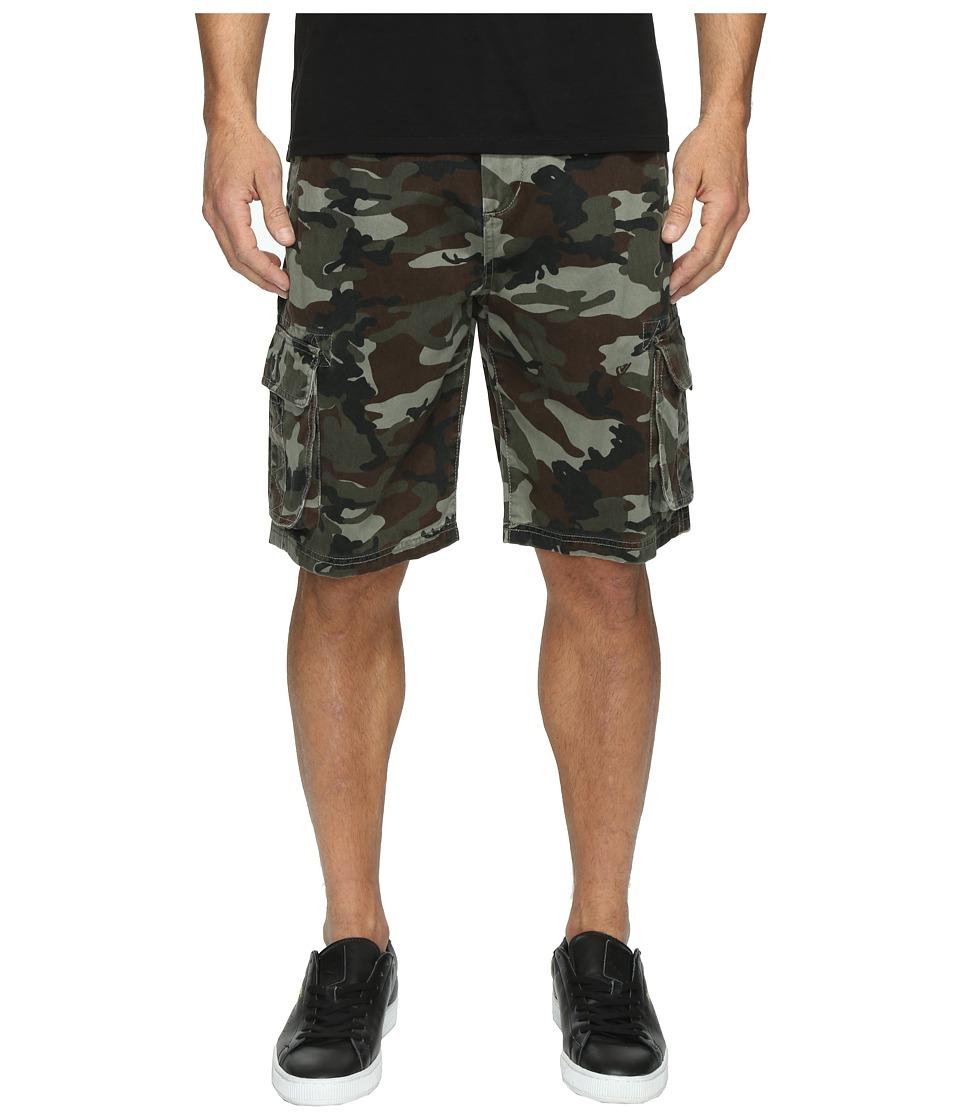 Quiksilver Everyday Deluxe Cargo Shorts (Camoflage) Men