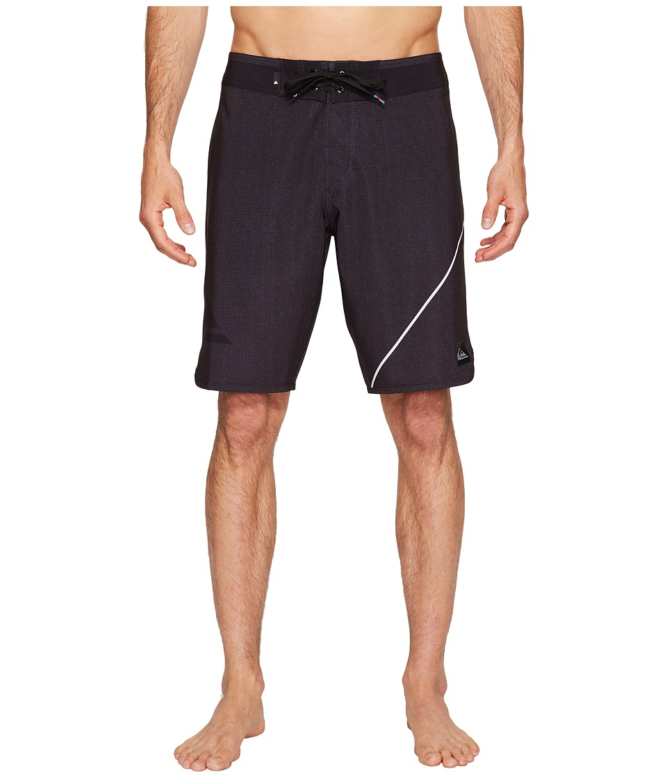 Quiksilver New Wave Everyday 20 Boardshorts (Black 1) Men