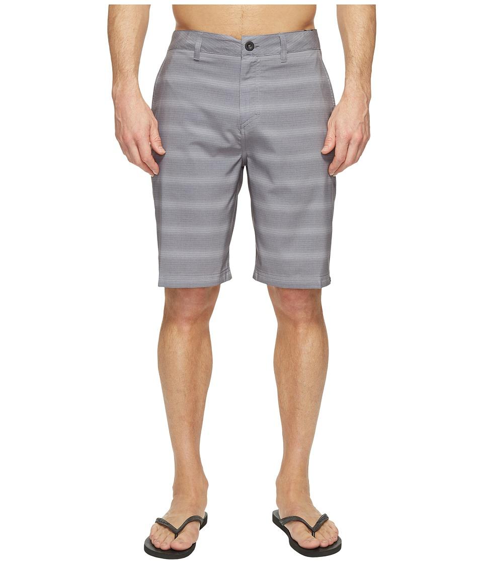 Quiksilver Lines Amphibian 21 Hybrid Shorts (Quiet Shade) Men