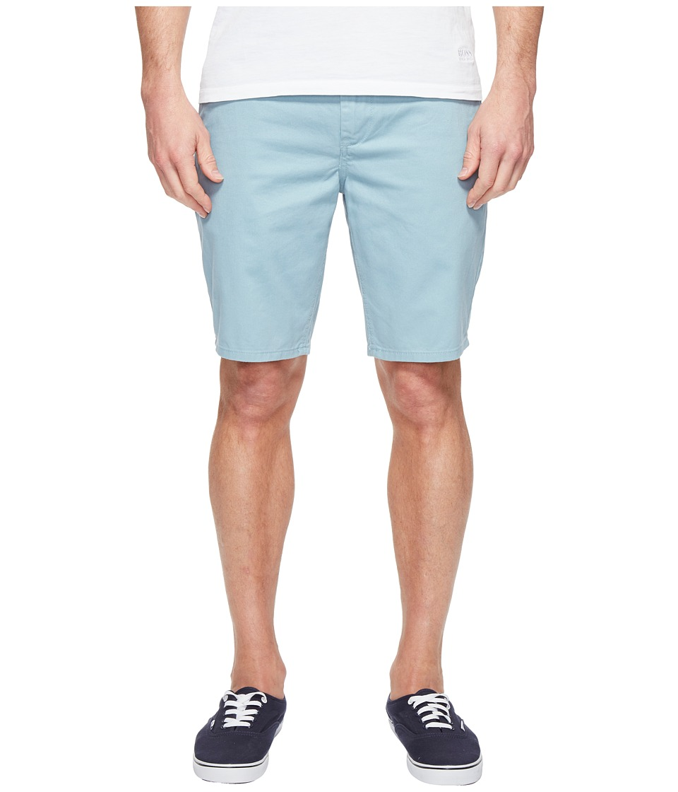 Quiksilver Everyday Chino Shorts (Stone Blue) Men