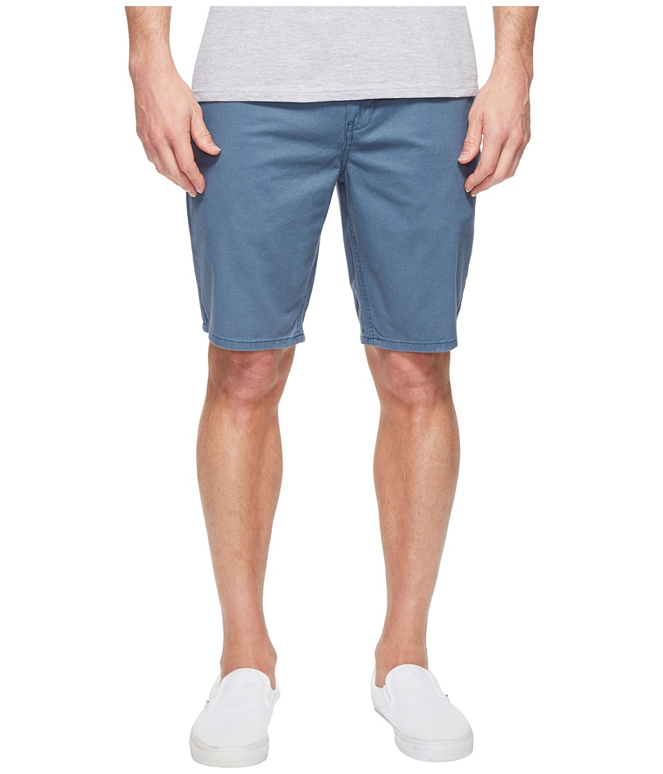 Quiksilver Everyday Chino Shorts (Indian Teal) Men