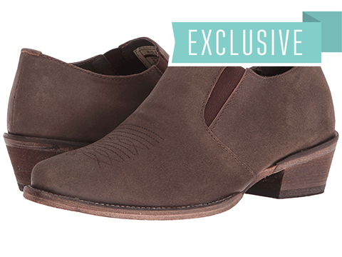Roper Shoe Boot - Taupe