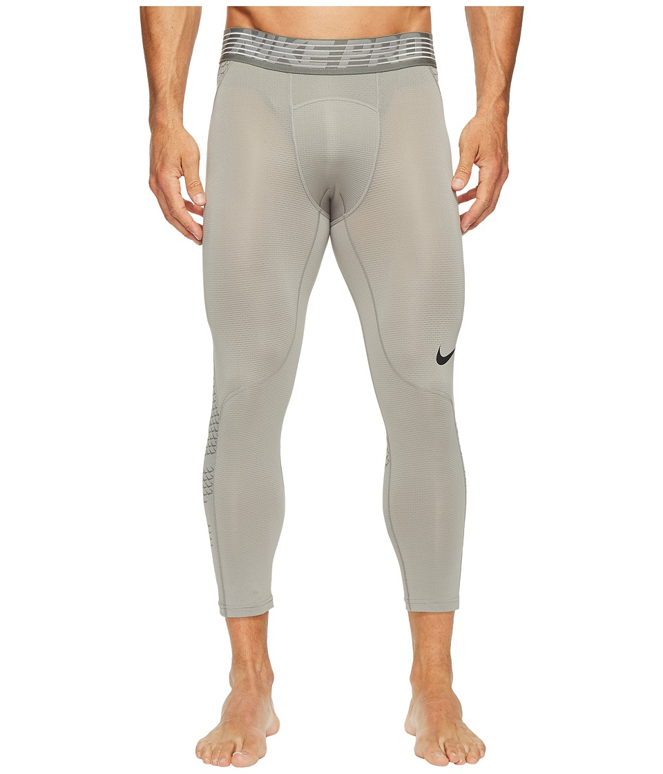 Nike Pro Hypercool 3/4 Training Tight (Dust/Tumbled Grey/Black) Men