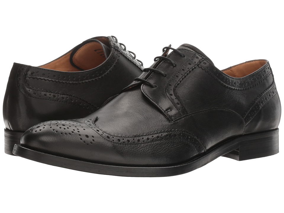 Rockabilly Men's Clothing Vince Camuto - Roben Black Mens Shoes $195.00 AT vintagedancer.com