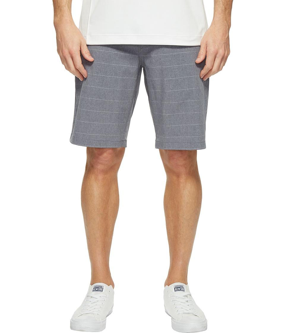 TravisMathew Bridgetown Shorts (Heather Iris) Men
