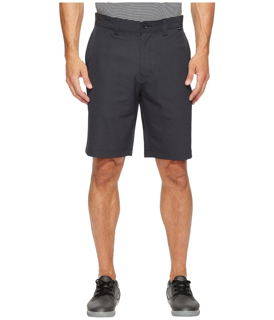 TravisMathew Port O Shorts (Black) Men