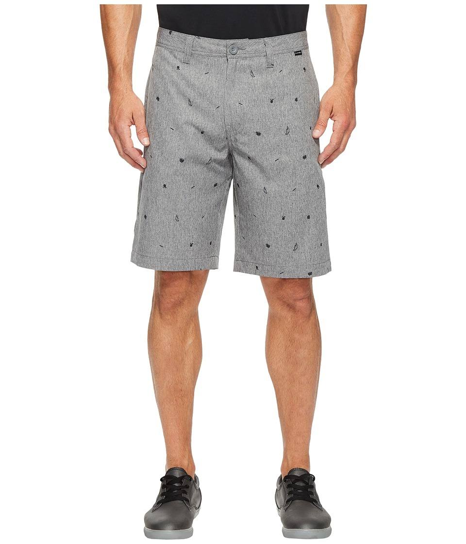 TravisMathew Panek Shorts (Heather Quiet Shade) Men