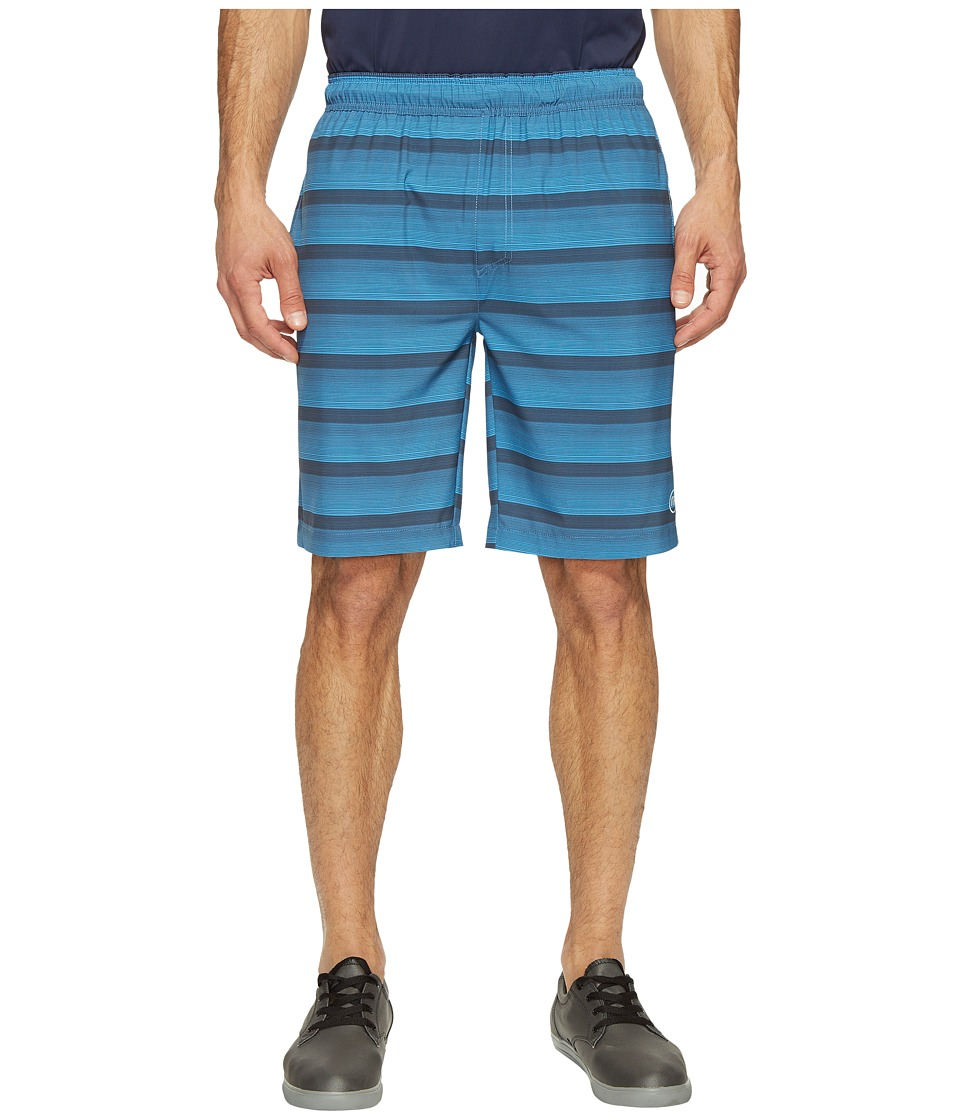 TravisMathew Darby Shorts (Cendre Blue) Men