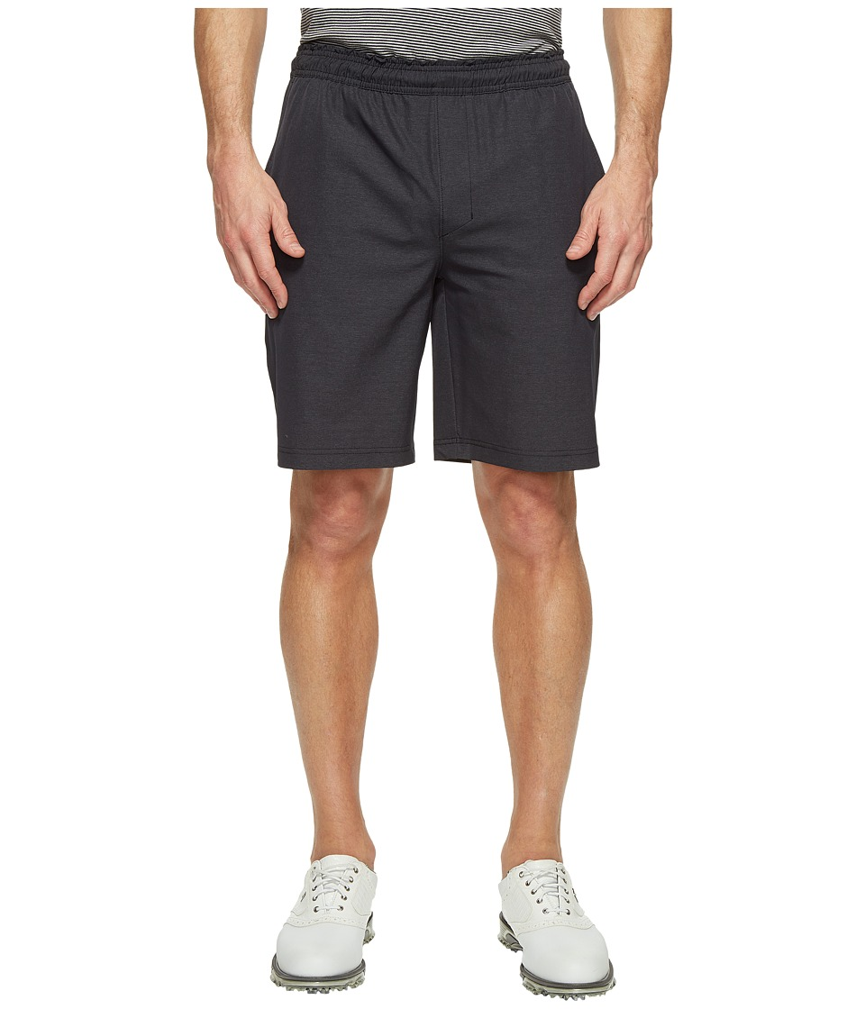 TravisMathew Rhodes Shorts (Black) Men
