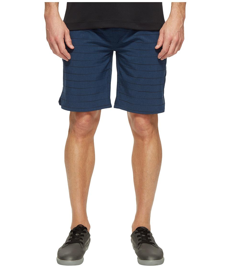 TravisMathew Dougal Shorts (Heather Iris) Men