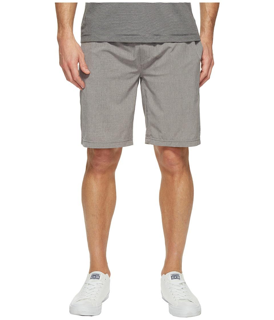 TravisMathew Crosland Shorts (Heather Quiet Shade) Men
