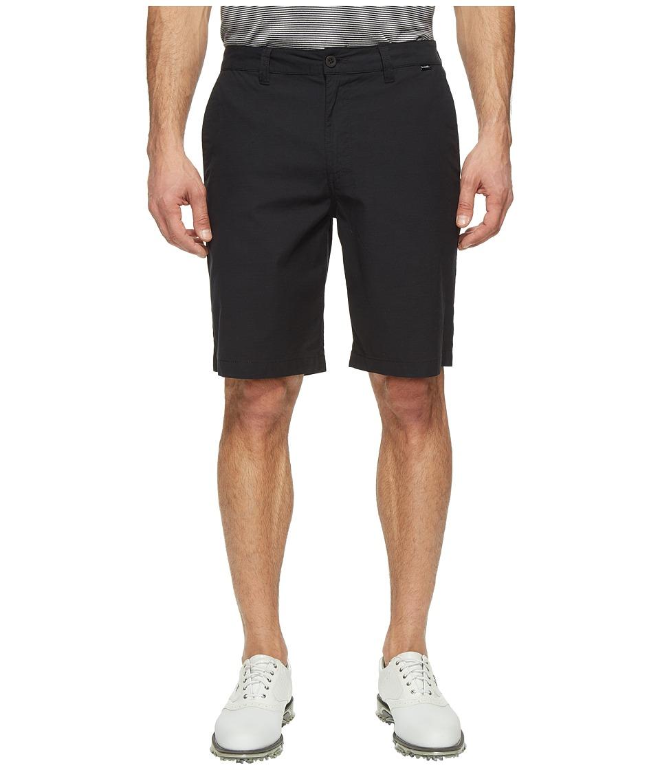 TravisMathew Huntington Shorts (Black) Men