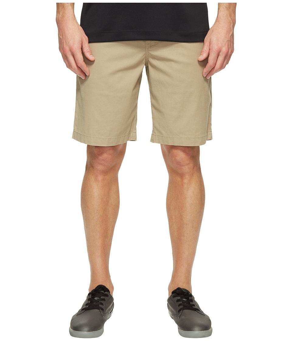 TravisMathew Huntington Shorts (Khaki) Men