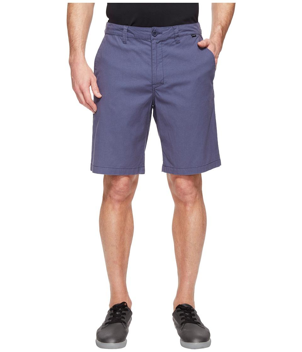 TravisMathew Huntington Shorts (Vintage Indigo) Men