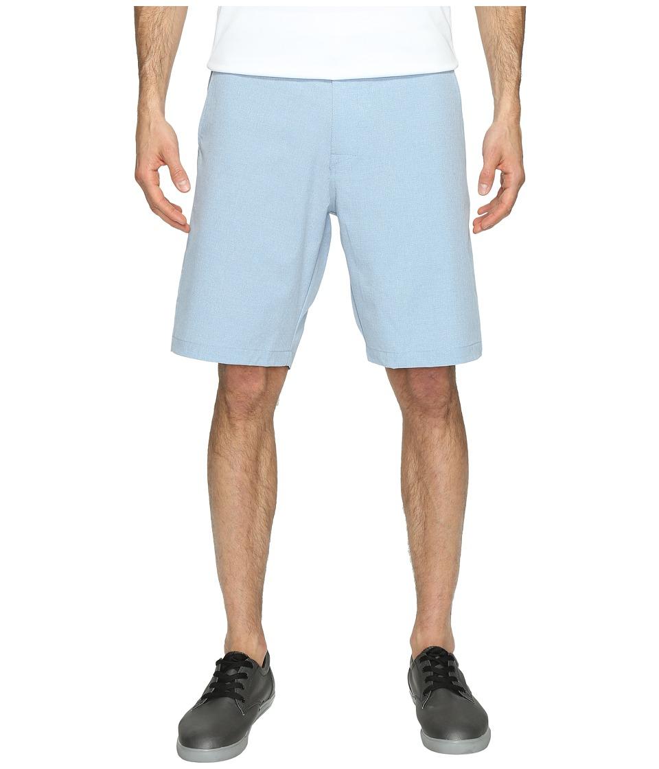 TravisMathew Beck Shorts (Blue) Men