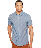 HUF - Course Short Sleeve Chambray Shirt
