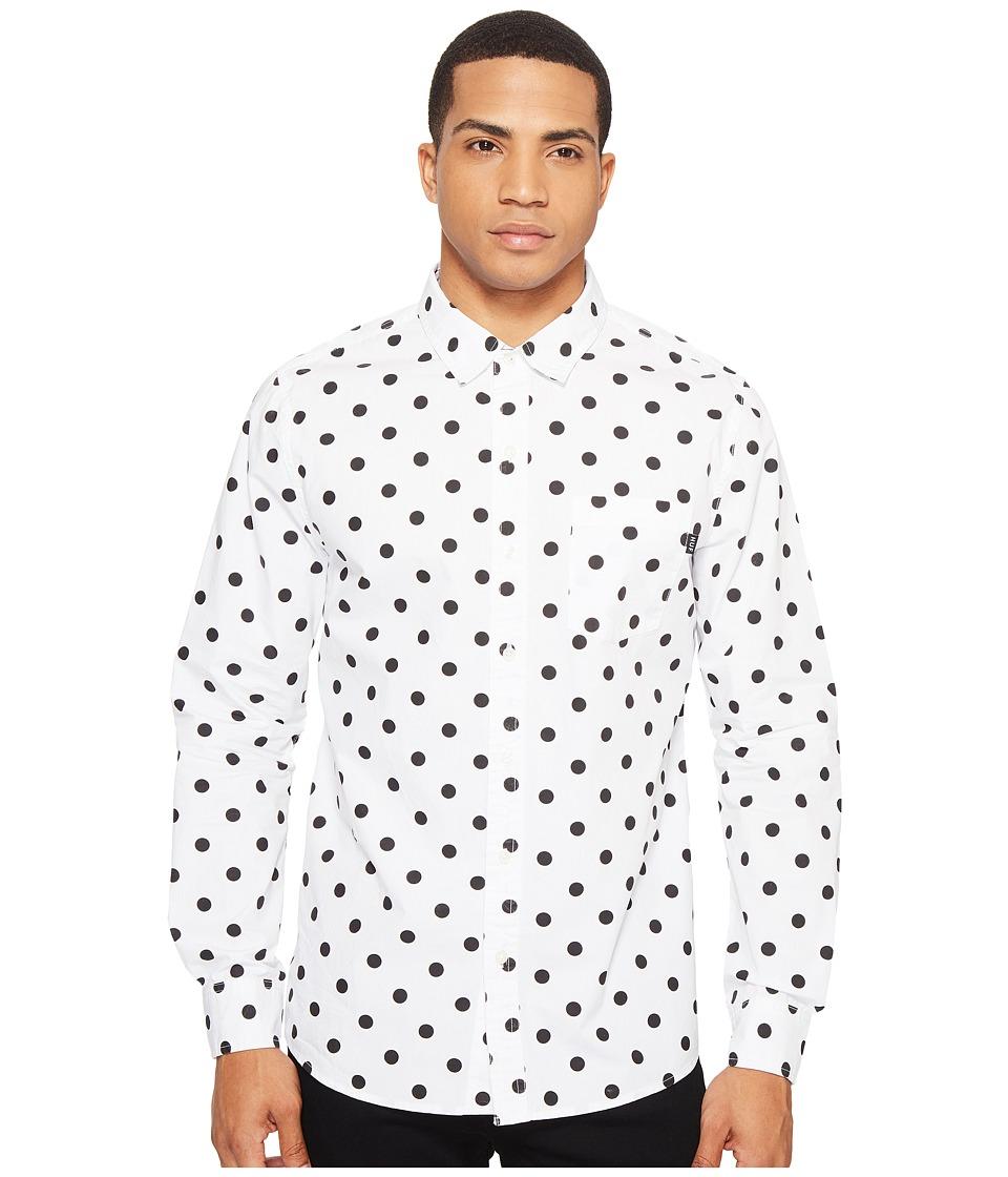 HUF - Bob Long Sleeve Shirt
