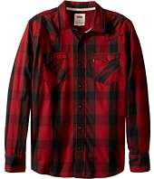 Levi's® - Windham Poplin Long Sleeve Woven Shirt