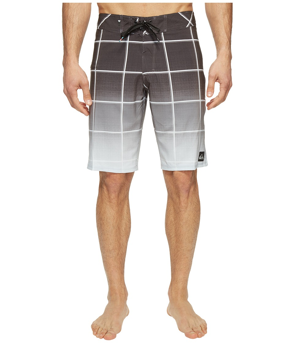 Quiksilver Everyday Electric Stretch Vee 21 Boardshorts (Tarmac) Men