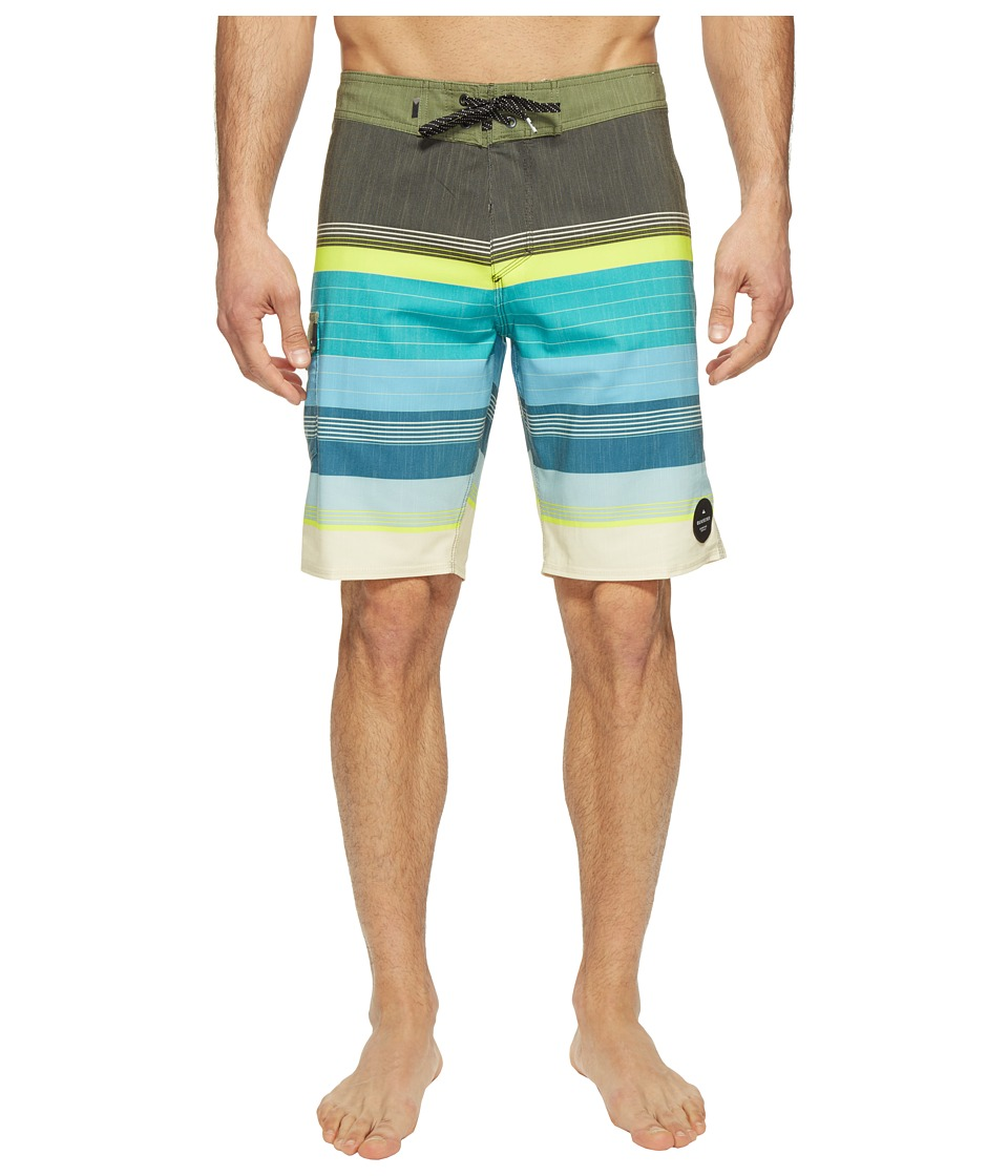 Quiksilver Swell Vision Vee 20 Boardshorts (Viridian Green) Men
