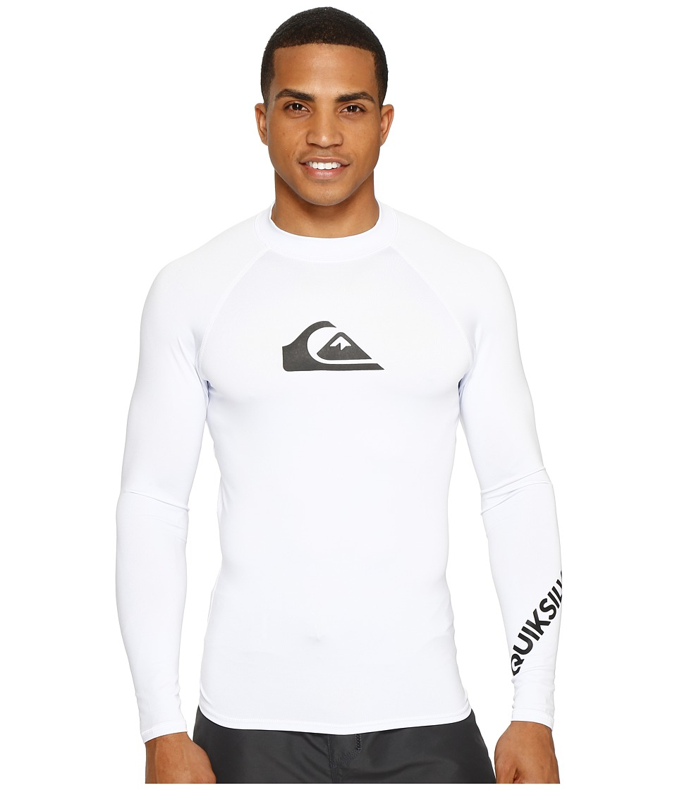 Quiksilver Quiksilver - All Time Long Sleeve Rashguard