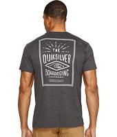 Quiksilver - Double Lines Tee