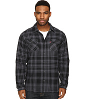 Levi's® - Thorton Flannel Long Sleeve Woven Shirt w/ Black Sherpa