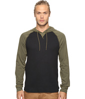 Levi's® - Cad Hooded Long Sleeve Thermal Shirt