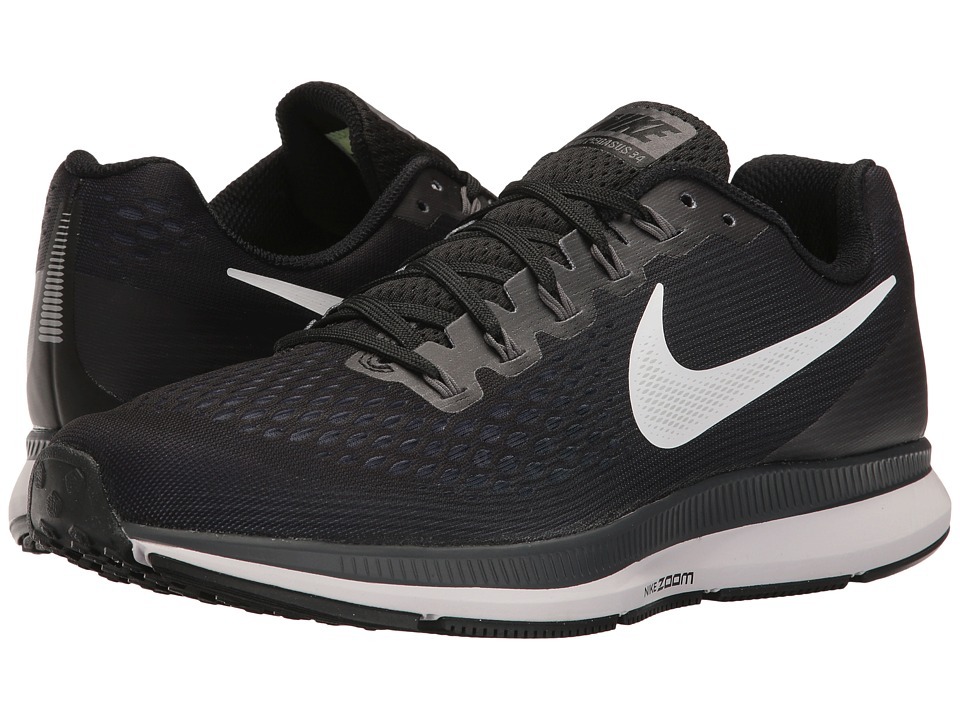 Nike Air Zoom Pegasus 34 (Black/White/Dark Grey/Anthracit...