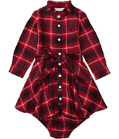Ralph Lauren Baby - Summer Flannel Shirtdress (Infant)