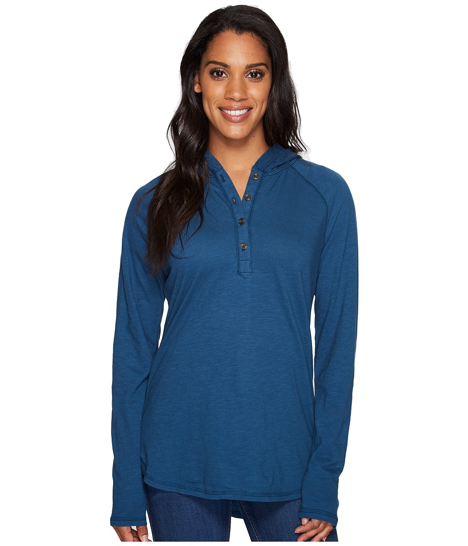 Carhartt Coleharbor Hoodie (Stream Blue) Women