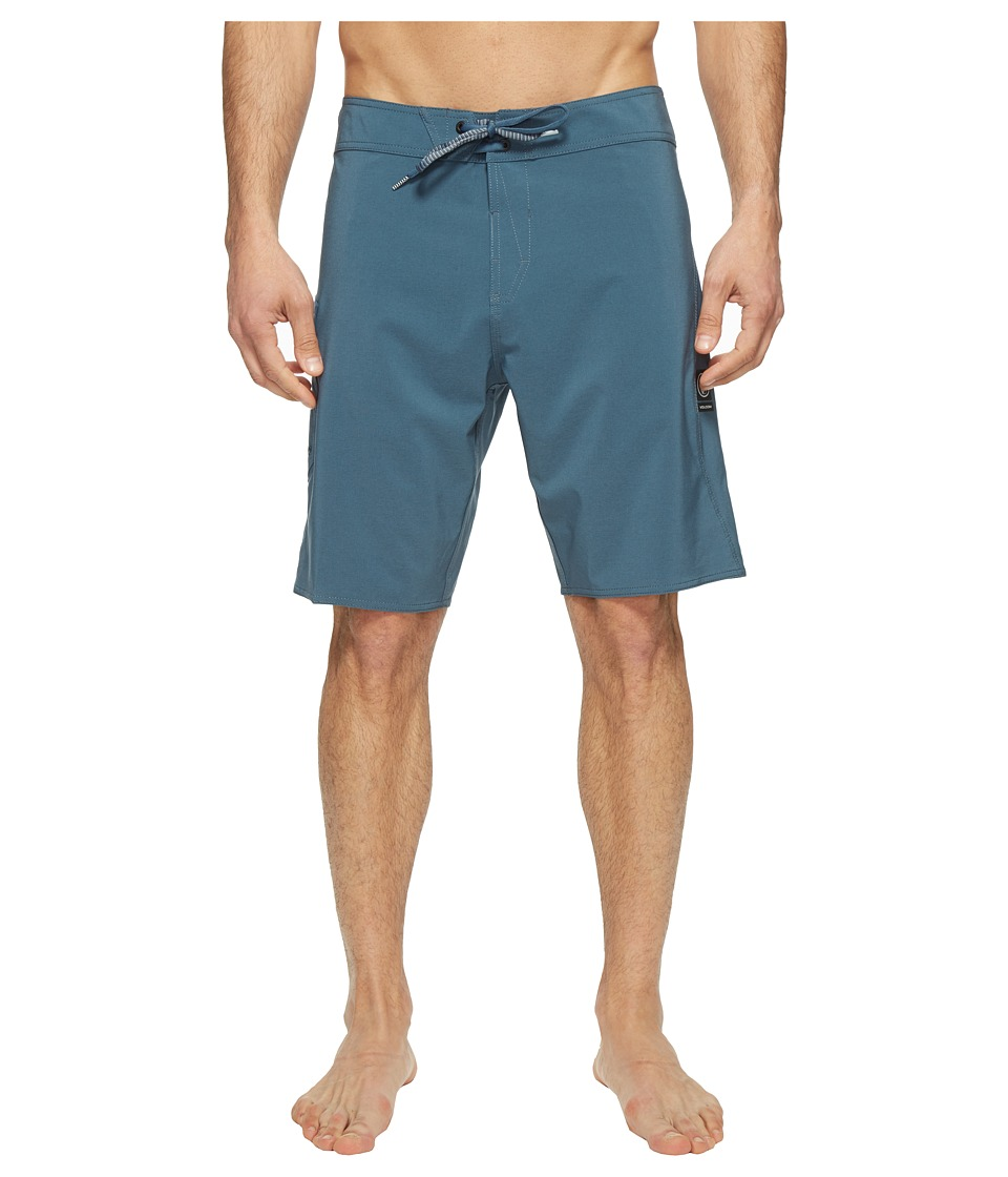 Volcom Lido Solid Mod 20 Boardshorts (Air Force Blue) Men