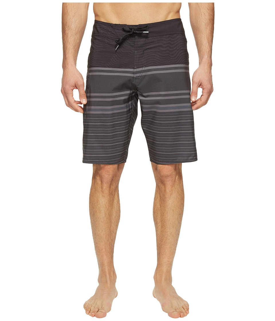 Volcom Lido Liney Mod 21 Boardshorts (Black) Men