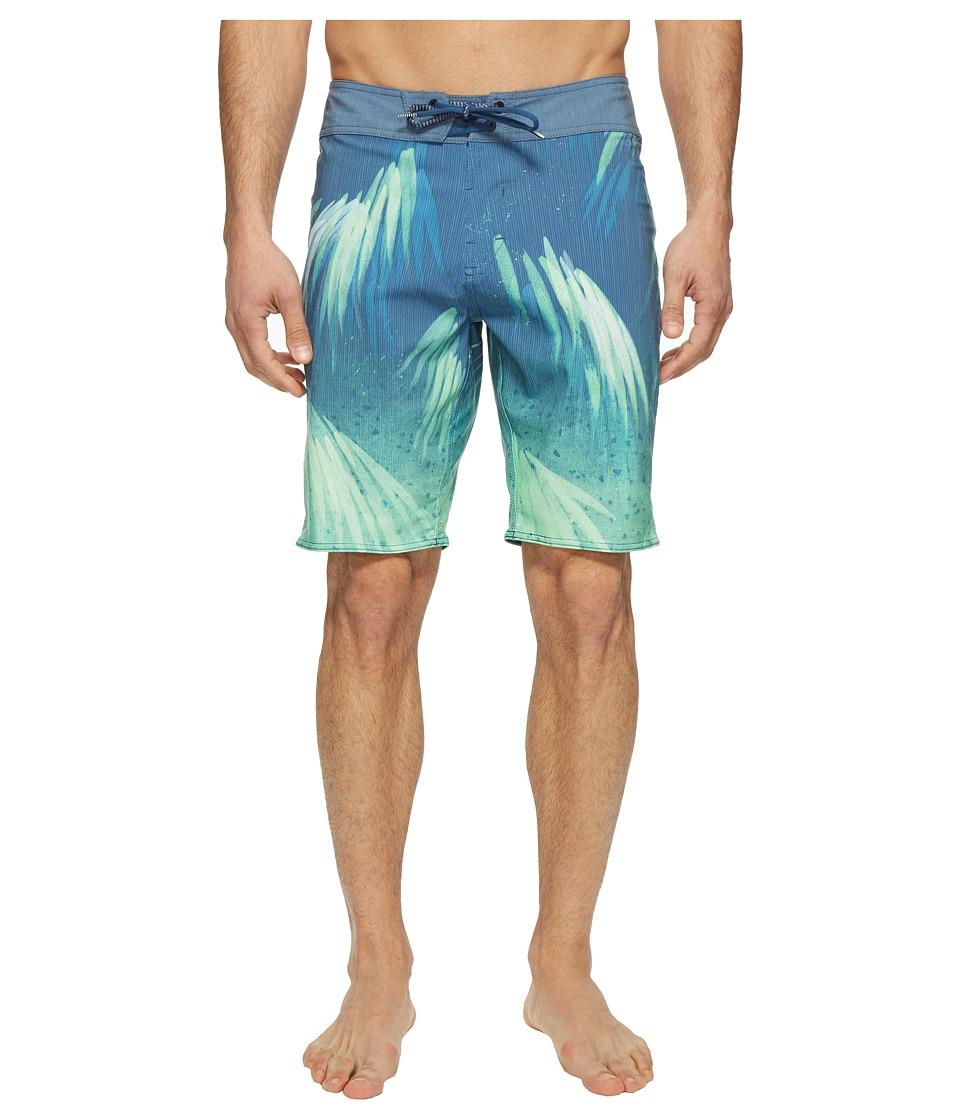 Volcom Bamboozle Mod 20 Boardshorts (Smokey Blue) Men