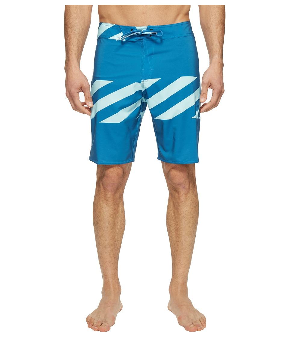 Volcom Macaw Mod 20 Boardshorts (Deep Water) Men