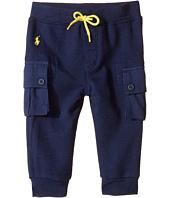 Ralph Lauren Baby - Waffle Jogger Pants (Infant)
