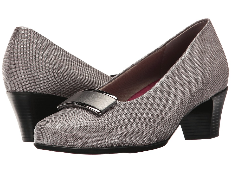 Munro - Mara (Pewter Metallic Print) High Heels