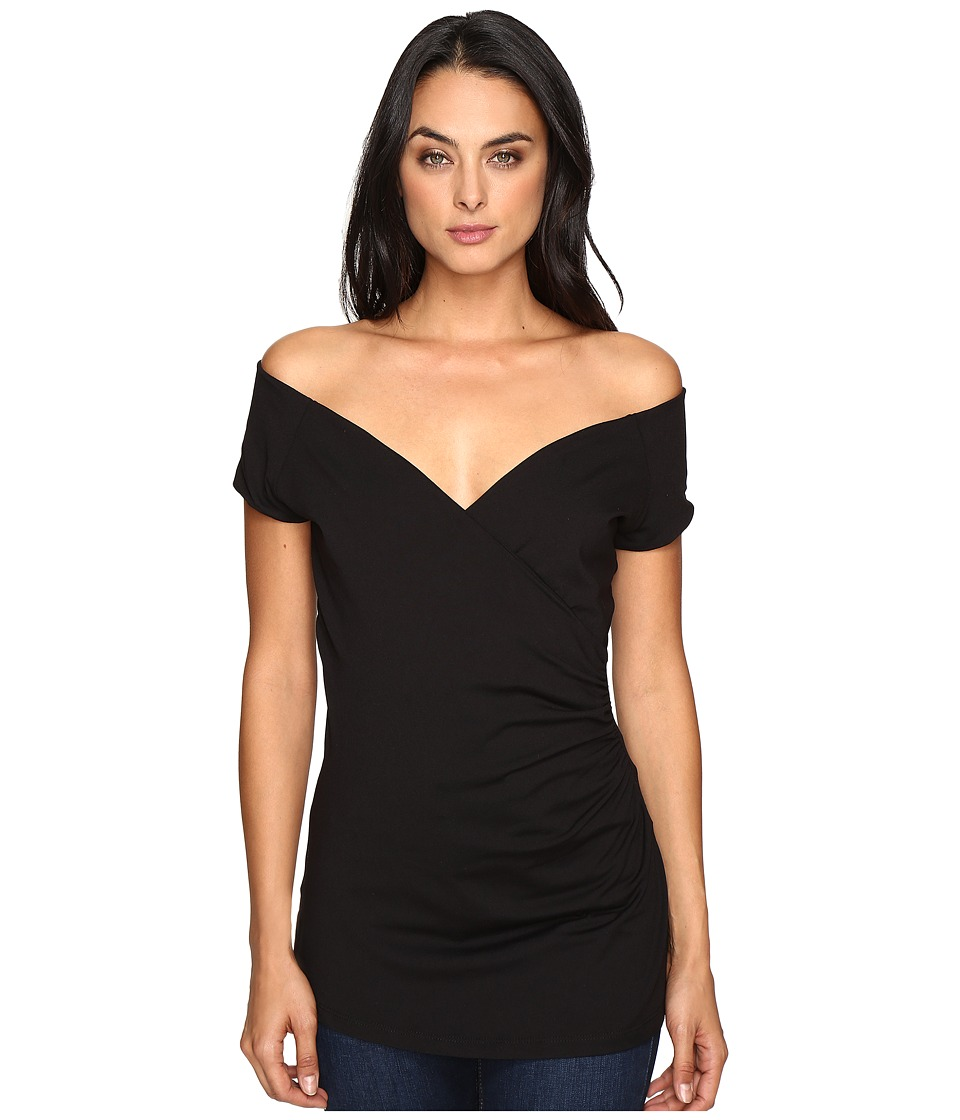Susana Monaco Nastya Top (Black) Women