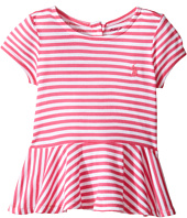 Ralph Lauren Baby - Jersey Stripe Short Sleeve Tee (Infant)