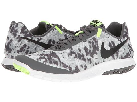 Nike Flex Experience RN 6 Premium - Dark Grey/Black/Wolf Grey/White
