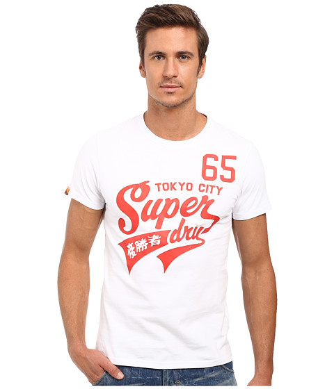 Superdry High Number 65 Entry Tee