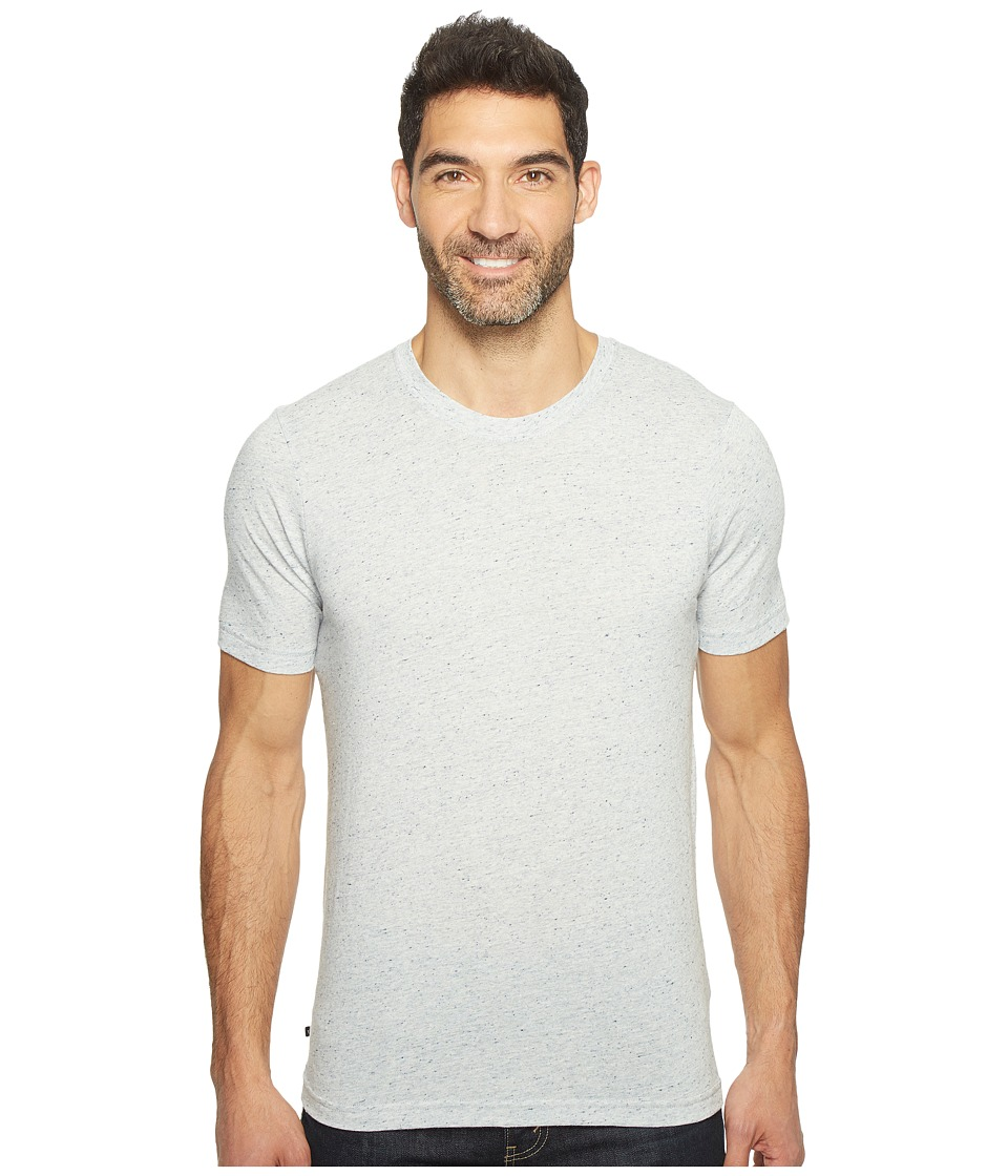 TravisMathew San Felix T-Shirt (Quiet Shade/Sky Blue) Men
