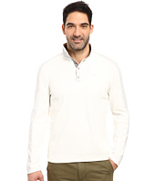 Calvin Klein - Long Sleeve Quarter Button Color Blocked Knit Shirt