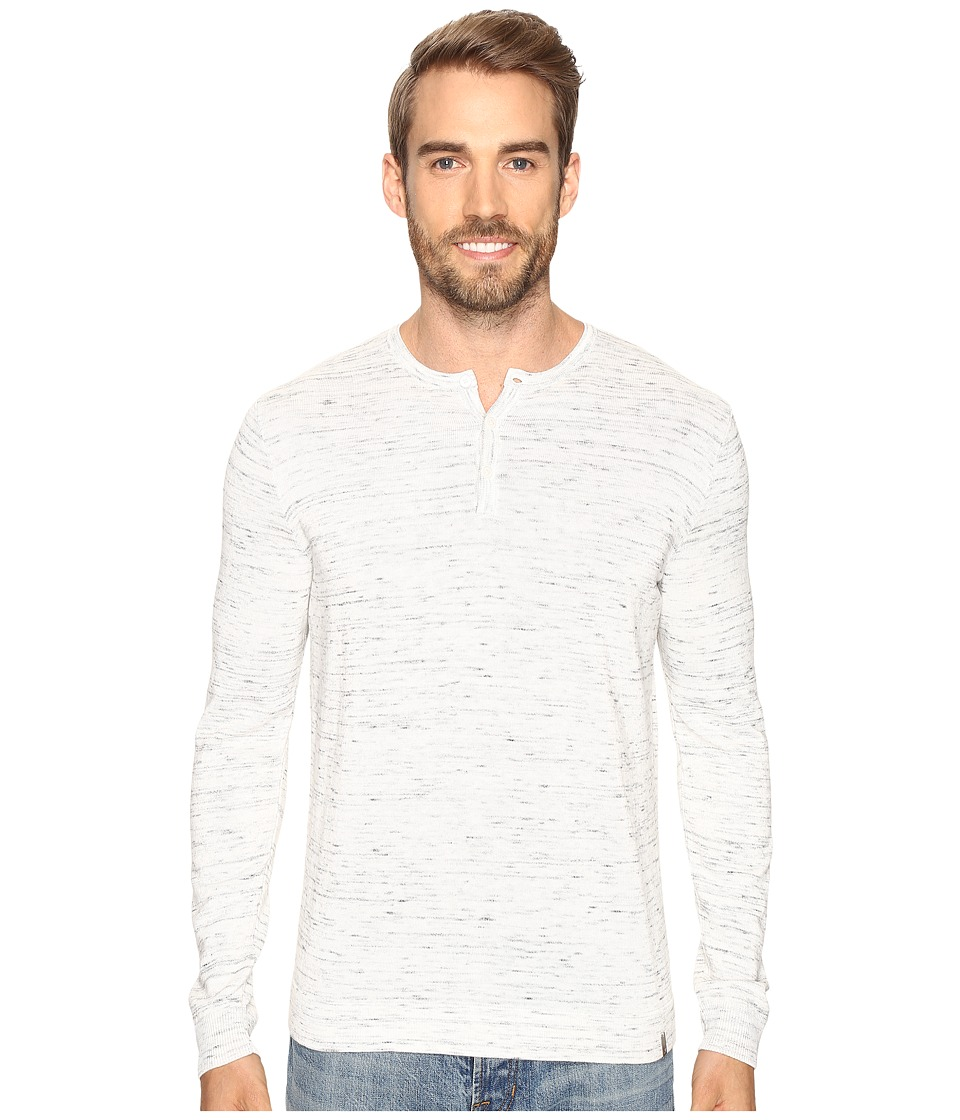 Calvin Klein Cotton Modal Space Dye (Frost) Men